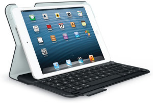 Bild Logitech Ultrathin Keyboard Folio for iPad Mini - Svart