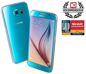 Bild Samsung Galaxy S6 32GB - Blue