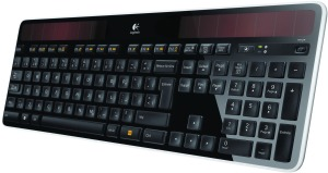 Bild Logitech Wireless Solar Keyboard K750