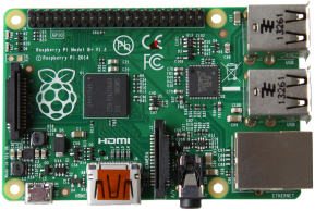 Bild Raspberry Pi Model B+ 512MB