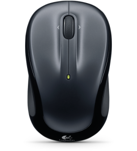Bild Logitech M325 Wireless Mouse Dark Silver