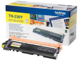 Bild Brother TN-230Y Yellow 1,4k