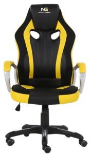 Bild Nordic Gaming Challenger - Yellow/Black
