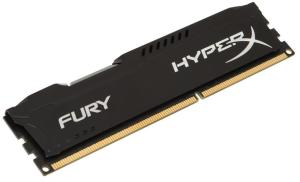 Bild Kingston HyperX Fury Black 4GB 1866MHz DDR3 CL10 XMP