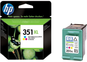 Bild HP No.351 XL Color