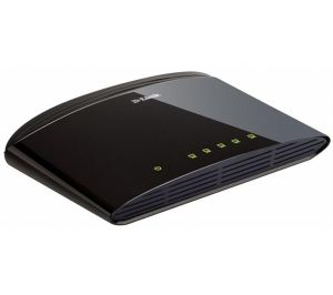 Bild D-Link DES-1005D 5-Portars Fast Ethernet Switch