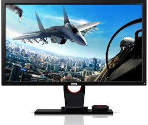 "Bild BenQ XL2430T 144Hz 24"" 3D LED - Demopris!"