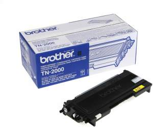 Bild Brother Toner TN-2000 2,5k Svart