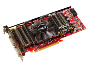 Bild ASUS Radeon HD 4870 1GB PCI-E Dark Knight