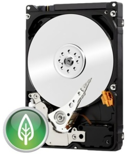Bild Western Digital Scorpio Green Mobile 2TB 5400RPM 8MB 15mm
