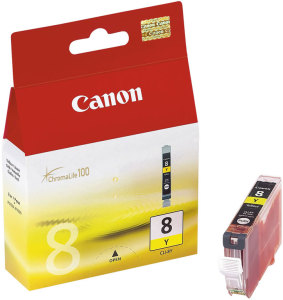 Bild Canon CLI-8Y - Yellow (13ml)