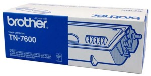 Bild Brother Toner TN-7600 Black 6k