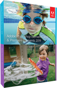 Bild Adobe Photoshop & Premiere Elements 2019 Svensk