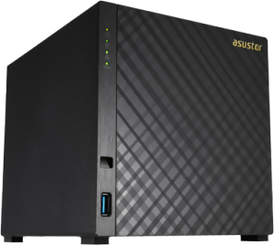 Bild Asustor AS-3104T 4-Bay NAS