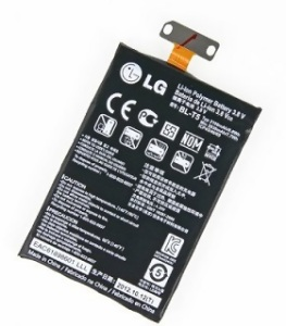 Bild LG Nexus 4 / Optimus G Batteribyte