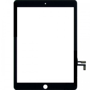 Bild Apple iPad Air / Ipad 5th gen - Glasbyte - Svart