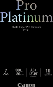 Bild Canon PT-101 A3+ Photo Paper Pro Platinum 300g (10)