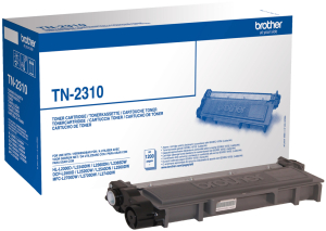 Bild Brother TN-2310 Svart Toner
