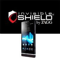 Bild Zagg InvisibleSHIELD Sony Xperia S - Full Body