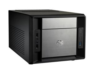 Bild Cooler Master Case Elite 120 Mini ITX - Svart