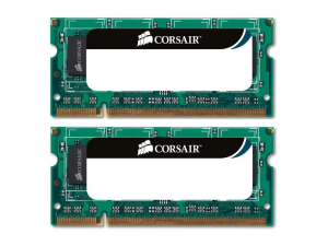 Bild Corsair Value Select 4GB (2 x 2GB) DDR3 SO-DIMM 1333MHz