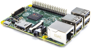 Bild Raspberry Pi 2 Model B 1GB 900Mhz
