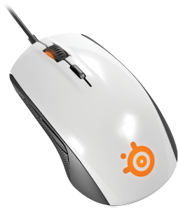 Bild SteelSeries Rival 100 White