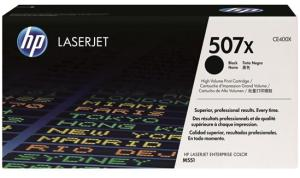 Bild HP Color LaserJet 507A black toner