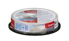Bild Imation DVD+R 4,7GB 16X 10-pack Spindle