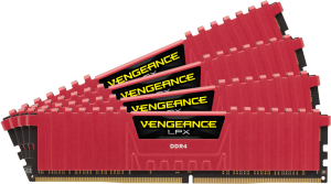 Bild Corsair Vengeance LPX 16GB (4 x 4GB) DDR4 2666MHz CL15