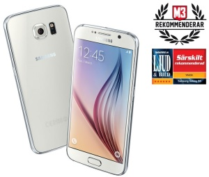 Bild Samsung Galaxy S6 32GB - White