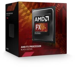 Bild AMD FX-Series FX-8370E Black Edition