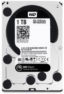 Bild Western Digital WD Black 1TB 7200RPM
