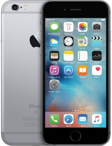 Bild Apple iPhone 6S 16GB - Space Gray