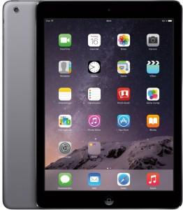 Bild Apple iPad Air 2 16GB WiFi - Space Grey