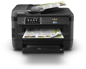 Bild Epson WorkForce WF-7620DTWF