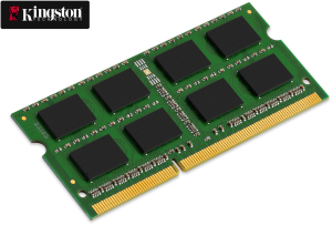 Bild Kingston 8GB DDR3 1333MHz SoDimm 1,5V for Client Systems