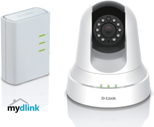 Bild D-Link PowerLine HD Day/Night Cloud Camera Kit