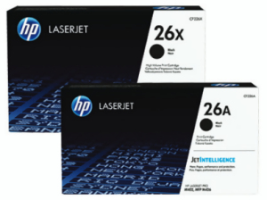 Bild HP LaserJet 26X black toner cartridge, high capacity