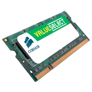 Bild Corsair Value Select 2GB 1066MHz DDR III SO-DIMM