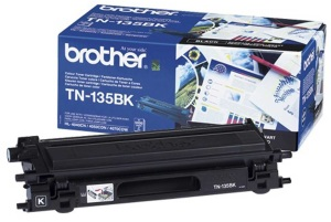 Bild Brother Toner TN-135BK Svart 5k