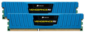 Bild Corsair Vengeance 16GB (4 x 4GB) DDR3 1600MHz Low Profile