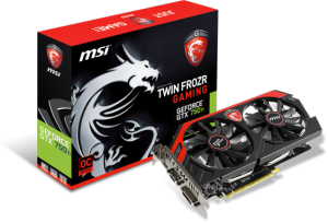 Bild MSI GeForce GTX 750Ti GAMING 2GB TwinFrozr