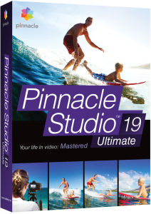 Bild Corel Pinnacle Studio 19 Ultimate