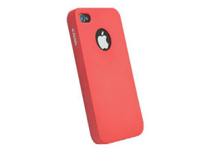 Bild KRUSELL COLORCOVER iPhone 4/4s RED