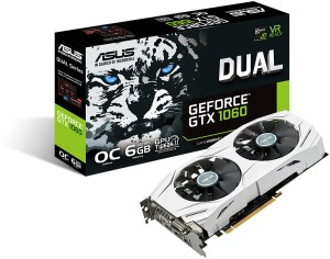 Bild ASUS GeForce GTX 1060 DUAL OC 6GB