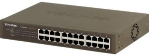 Bild TP-Link 24-portars 10/100/1000 switch