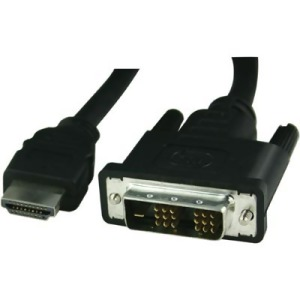 Bild Deltaco HDMI ha - DVI-D Single Link ha, 10m