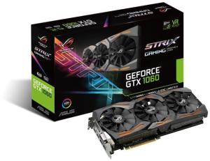 Bild ASUS GeForce GTX 1060 ROG STRIX 6GB