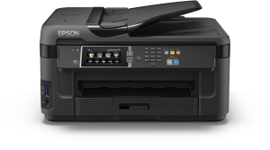 Bild Epson WorkForce WF-7610DWF